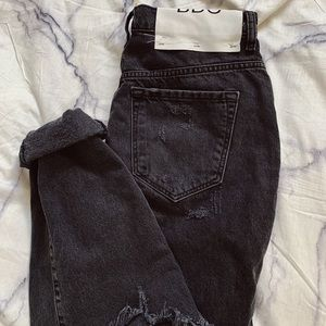 bdg ripped jeans brand new perfect condition